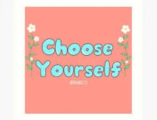 خودت، خودت را انتخاب کن